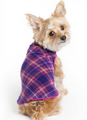 Pretty in Pink and Purple Plaid...aww pretty girls like this one-soft and comfy