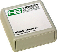 1-Wire HVAC Monitor