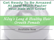 Hair Growth Pomade