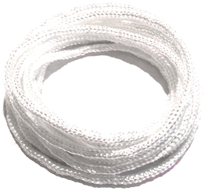 Genuine Ekowool - Braided with Hollow Core