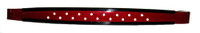 Patent Browband, Tapered