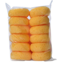 Tack Sponges, Pack of 12 Small Round