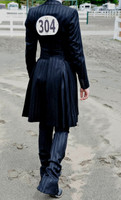 Black, pictured after tailoring.