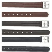 Stirrup Leathers, Soft Triple Covered Nylon No-Stretch (Ovation)