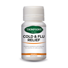 Thompson's Cold & Flu Relief