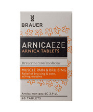 Brauer ArnicaEze Tablets