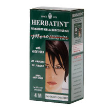 Herbatint Permanent Herbal Haircolour Gel 4M Mahogamy Chestnut