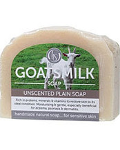 HS Goatsmilk Soap - Unscented
