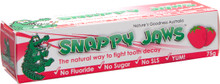 Snappy Jaws Childrens Toothpaste