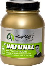 Tony Sfeir's 100% Naturel Pea Protein Isolate