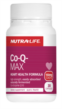 Nutra Life Co-Q-Max