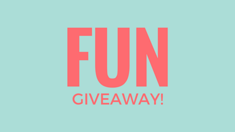 It's Giveaway Time! (EXPIRED)