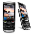 Mint Blackberry Torch 9800