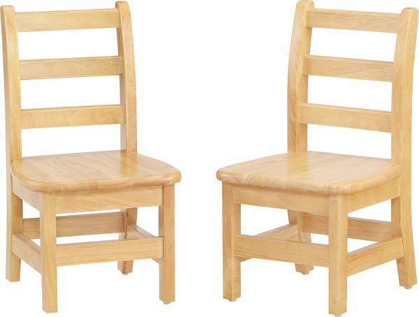Wooden Ladderback Chairs