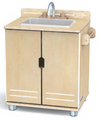 Jonti-Craft 1708JC TrueModern Play Kitchen Sink