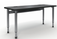 Paragon TRAIN-IT-2436 Computer training table 36 Inches with 24 Inch Depth