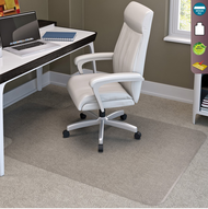 Deflecto CM14233COM  SuperMat Lipped Chairmat 45 x 53
