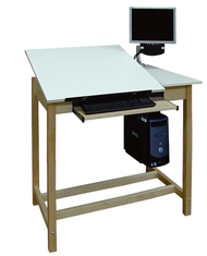 Hann CDWD-66 CAD Drafting Drawing Table