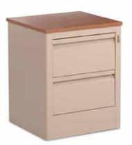 Norix Furniture TNT2029 2 Drawer Nightstand