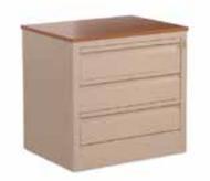 Norix Furniture TNT7039 3 Drawer Chest