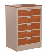 Norix Furniture TNT7159 5 Drawer Chest with Laminate Drawers