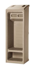 Norix Furniture ATN800 Attenda Wardrobe No Door