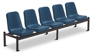 Norix Furniture C212-5 Five Boulder Beam Seating without Arms