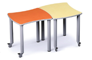 Russwood PT-BETA-270C Palettte Beta Table 27 Inch Height