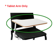 National Public Seating TA82 Tablet Arm for 8210 Melody Chairs