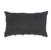 Alba Black Pillow