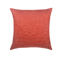 Nirvana Coral Euro Pillow