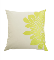 Gemini Citron Pillow