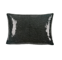 Sasha Black Pillow
