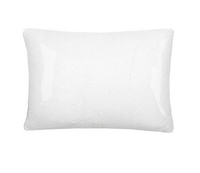 Sasha White Pillow