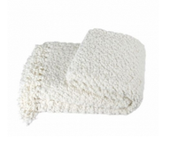 Temi Cream Throw