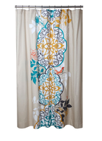Shangri La Shower Curtain