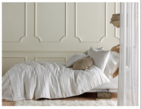 Belgravia White Duvet Set