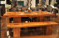 Montana Dining Table 82""