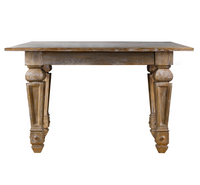 Hamilton Solid Oak Dining Table 47""
