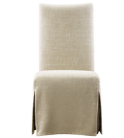Amelia Slip Skirt Side Chair