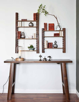 Montana Salvaged Elm Console Table