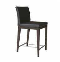 Aria Wood Counter Stool