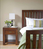 Parsons Shutter Queen Bedroom Set