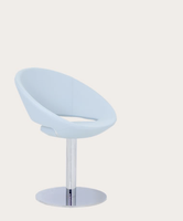 Crescent Round Dining Chair