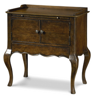 Sonoma Vintage Heirloom 2 Door Bedside Table