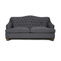 Bardot Sofa-Charcoal