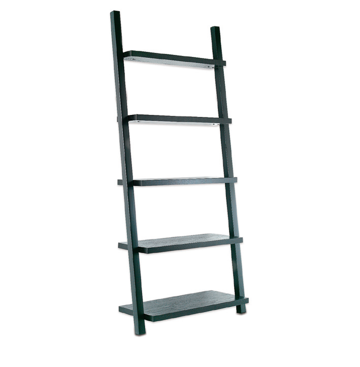 Leaning Bookcase Zin Home