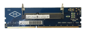 JET-5478MK2 (DDR3 204pin SODIMM Adapter with Metal-Guide - 1600Mhz)