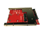 "MF-168mL-7 (Latch and Retain mSATA SSD as 7mm 2.5"" SATA Drive)"