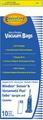 Windsor Sensor Enviro Vacuum Paper Bags 3-Ply Micro 10/pk 143